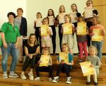 Kids TSG Hüttisheim